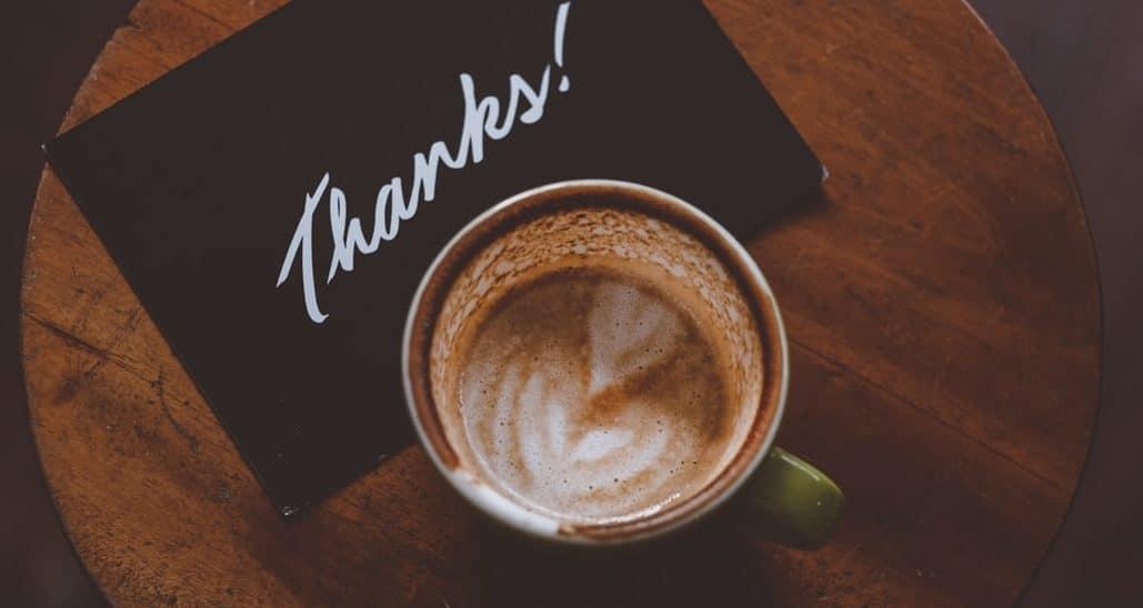 reconnaissance au travail dire merci
