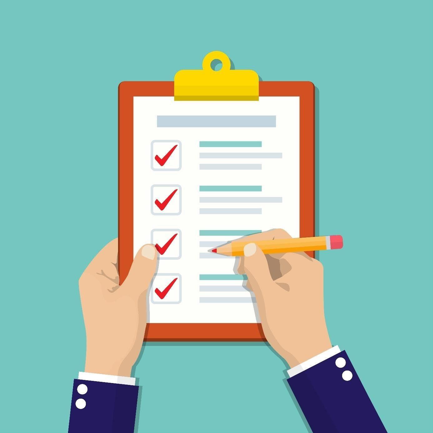 checklist enquête harcèlement moral