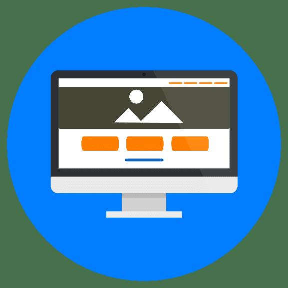 Télétravail et covid écran d'ordinateur