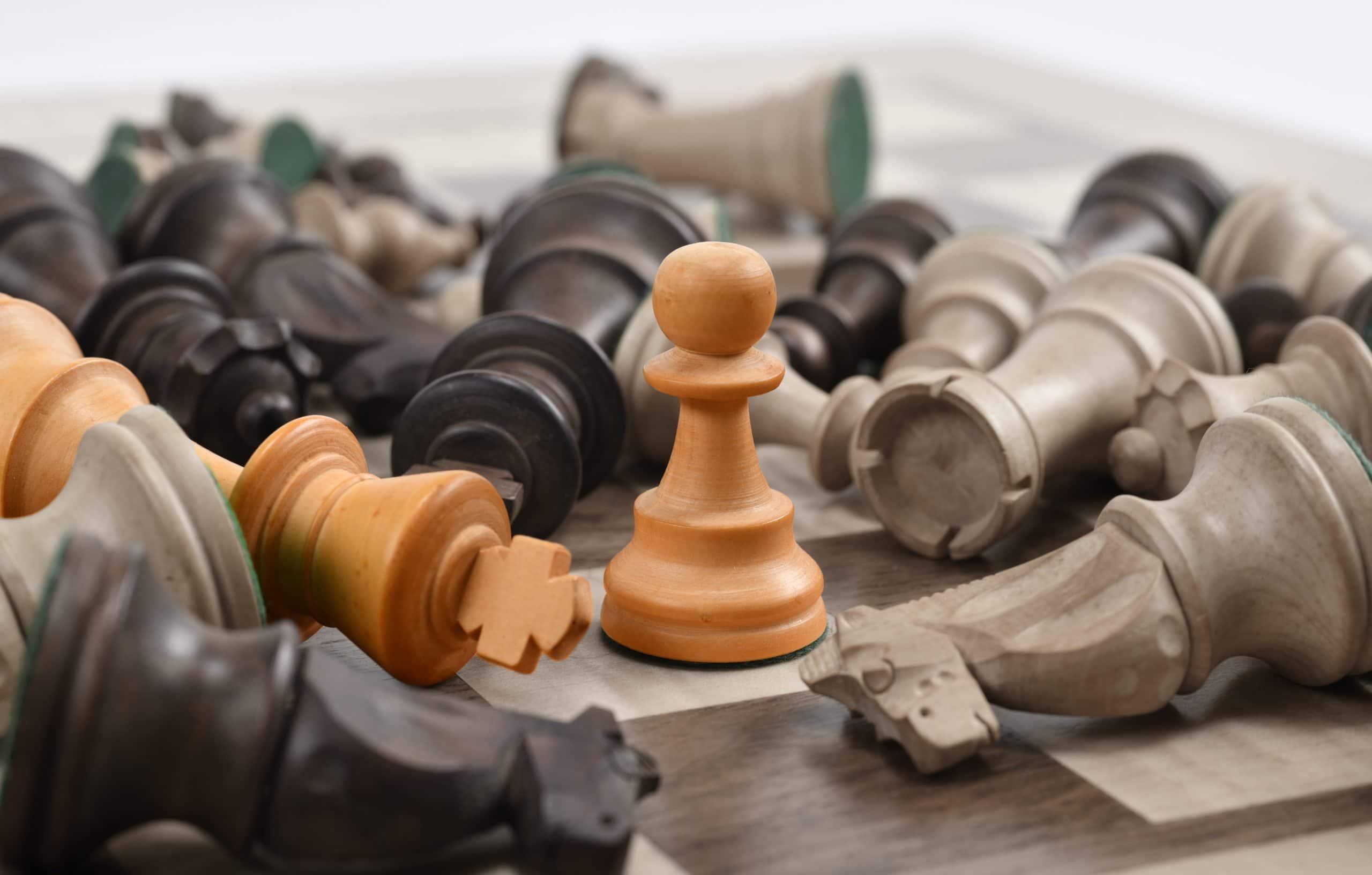 réorganisation post covid pièces d'échec