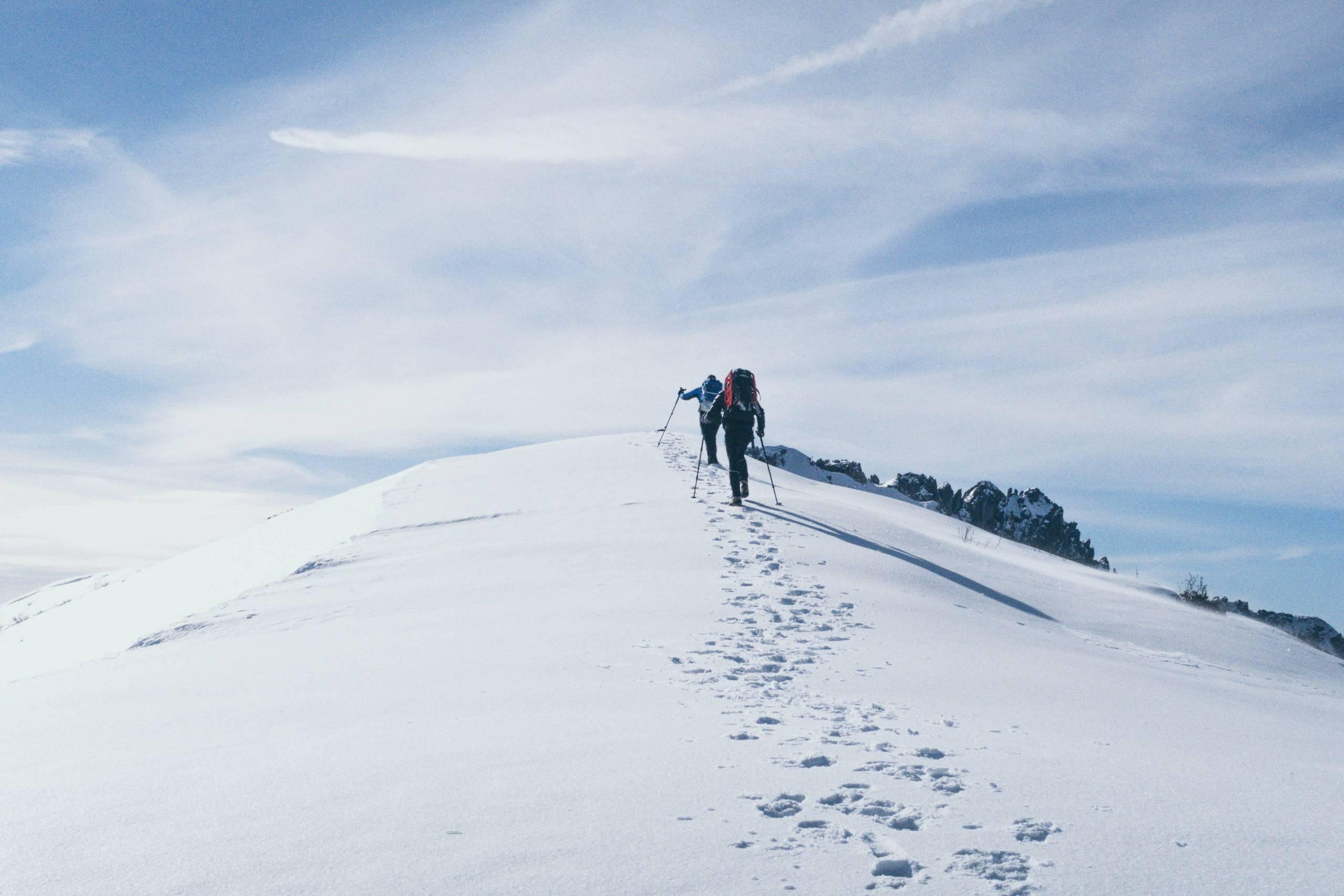 alpinisme équipe résilience