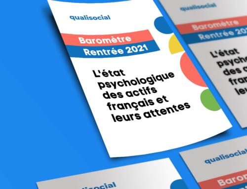 [ Baromètre de rentrée : Septembre 2021 ] – L'état psychologique des actifs français et leurs attentes pour l'avenir
